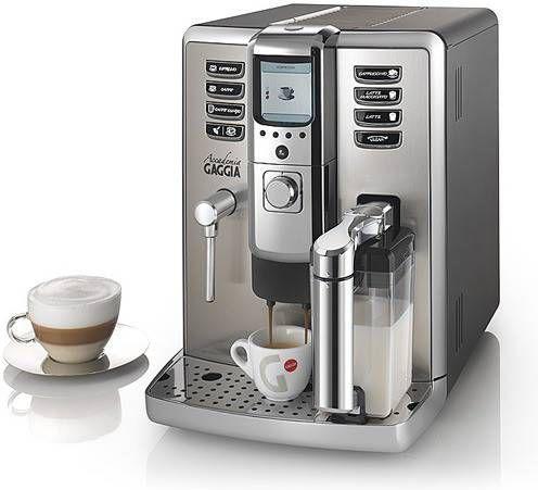 Koffiemachine volautomaat Gaggia Accademia