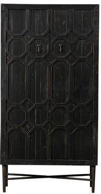 BePureHome Opbergkastje 'Bequest' 143 x 75cm, kleur Zwart online kopen