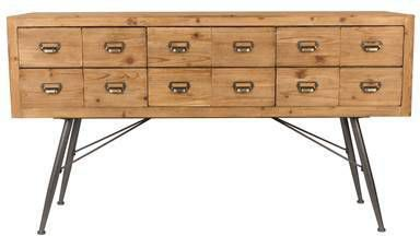 Dutchbone Ladenkast 'Six' met 6 laden, 84 x 150cm online kopen