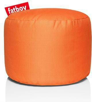 Oranje Zitzak Fatboy.Fatboy Point Poefje Stonewashed Oranje Meubelmooi Nl