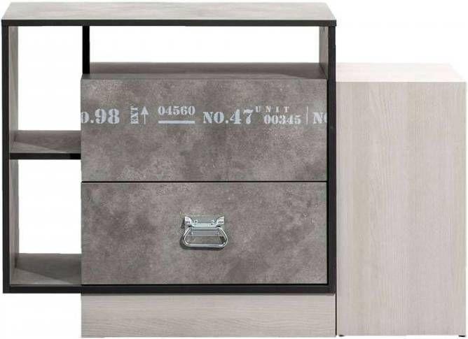 Witte Kast Leenbakker : Leen bakker ladekasten online kopen vergelijk op meubelmooi