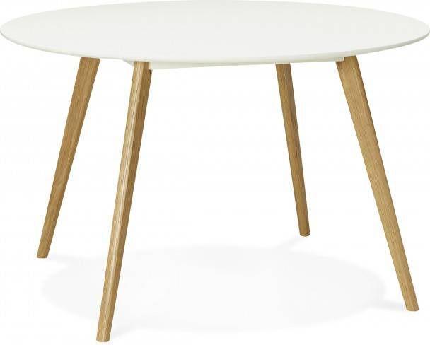 Ronde Eettafel Kopen.Kokoon Design Ronde Eettafel Camden 120 Cm